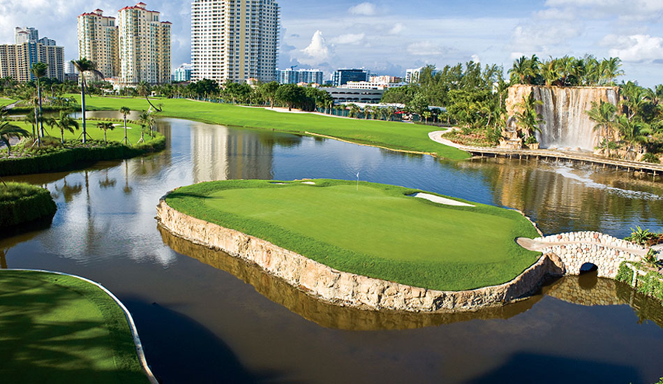 Miami Beach Golf Course Address