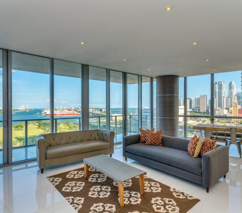 Spacious Luxury Condo-Luxury Condo On The Bay Miami