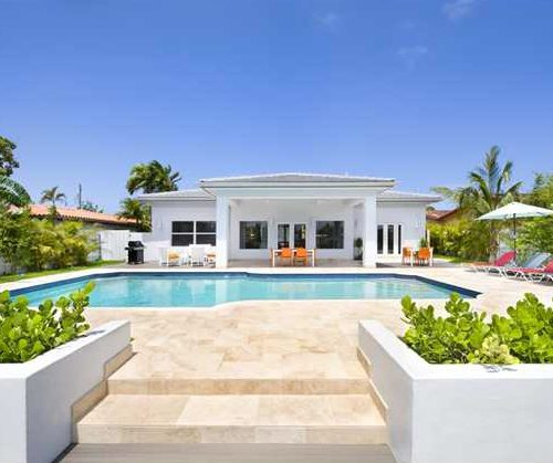 Beach House Rentals In South Beach Miami: Villa Barbara - Miami Beach Luxury Rental