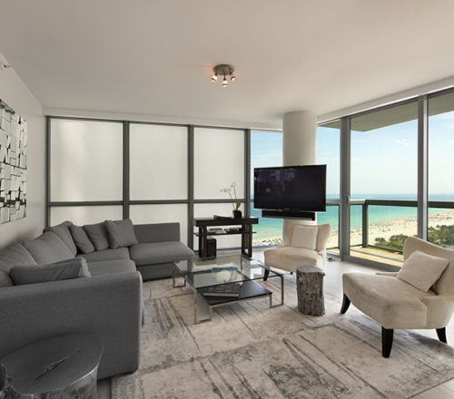 Two Bedroom Suites In Miami: Setai 2 Bedroom Luxury Modern Condo Miami
