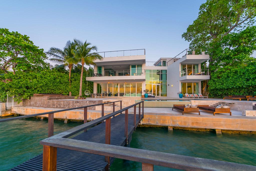 Image of Villa Valentina - Luxury Waterfront Villa Miami