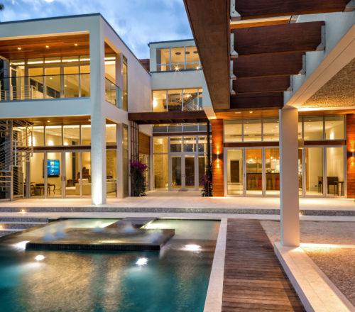 Villa Moss Modern Luxury Villa Miami Sobe Villas