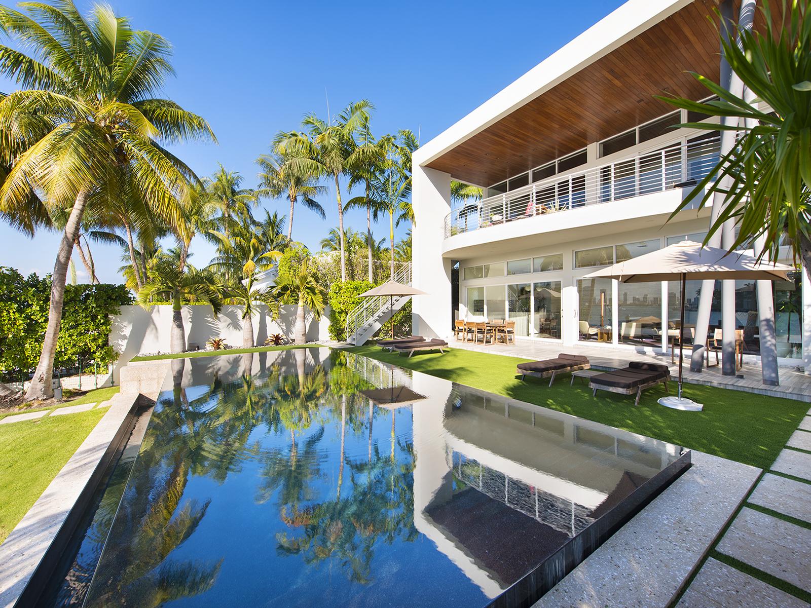 Image of Villa Velah - Luxury Modern Waterfront Villa Miami